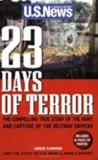 23 Days of Terror : The Compelling True…