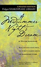 A Midsummer Night's Dream by William…
