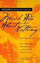 Much Ado About Nothing by William…