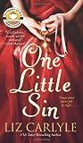 Liz Carlyle: One Little Sin