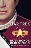 McIntyre, Vonda N.: Duty, Honor, Redemption (Star Trek: All)