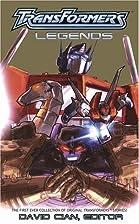 Transformers Legends by David Cian