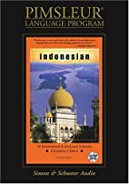 Indonesian (Compact) [CD] by Pimsleur