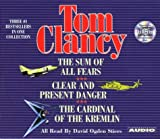 Clancy, Tom: Tom Clancy (Three #1 Bestsellers in One Collection: The Cardinal Of The Kremlin, Clear and Present Danger, The Sum Of All Fears)