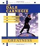The Dale Carnegie Leadership Mastery Course:…