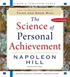 The Science of Personal Achievement by…