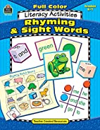 Full-Color Literacy Activities: Rhyming &…