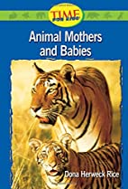 Animals Mothers and Babies: Emergent…