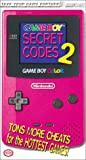 Bradygames: Game Boy Secret Codes