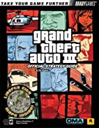 Grand Theft Auto 3 Official Strategy Guide…