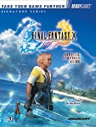 Final Fantasy X Official Strategy Guide by…