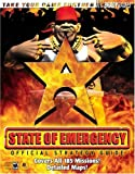 Farkas, Bart G.: State of Emergency Official Strategy Guide (Brady Games)