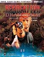 Resident Evil: Dead Aim Official Strategy…