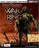 Cohen, Mark: The Lord of the Rings(TM): War of the Ring(TM) Official Strategy Guide