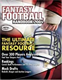 David Dorey: Fantasy Football Handbook 2004