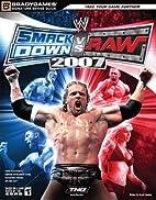 WWE SmackDown vs Raw 2007 Signature Series…