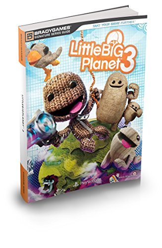 little-big-planet-3-signature-series-strategy-guide-bradygames-signature-series-guide