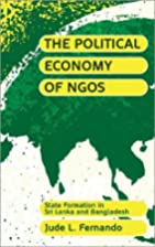 The political economy of NGOs : state…