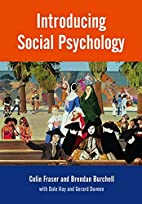 Introducing Social Psychology (Modern…