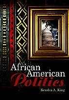 African American Politics (UMP - US Minority…