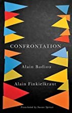 Confrontation: A Conversation with Aude…