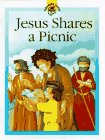 Rock, Lois: Jesus Shares a Picnic (Little Treasures Library)