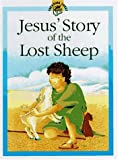 Rock, Lois: Jesus Story Lost Sheep (Little Treasures Library)