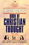 Tony Lane: Lion Concise Book of Christian Thought (Lion Concise Reference Library)