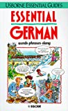 Irving, Nicole: Essential German (Essential Guides Series) (German Edition)