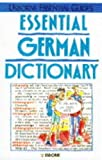 Needham, Kate: Essential German Dictionary (Essential Guides Series)