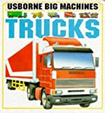 Castor, Harriet: Trucks (Usborne Big Machine Board Books)