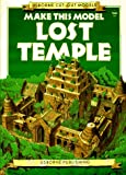 Ashman, Iain: Make This Model Lost Temple (Usborne Cut-Out Models)