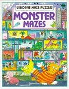 Monster Mazes by Jenny Tyler