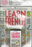 Irving, Nicole: Learn French with Cassette(s) (Usborne Language Packs)