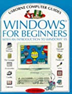 Windows for Beginners (Usborne Computer…