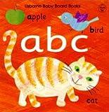 Barlow, Amanda: ABC (Usborne Baby Board Books)