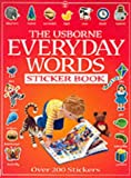 Litchfield, Jo: Everyday Words Sticker Book