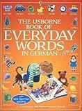 Jo Litchfield: Usborne Book of Everyday Words in German