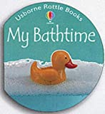 Brooks, Felicity: My Bathtime (Rattle Board Books)