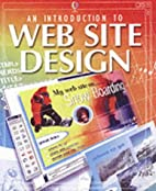 An Introduction to Web Site Design (Computer…
