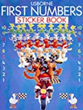 Brooks, Felicity: First Numbers Sticker Book (First Numbers)
