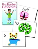 Litchfield, Jo: First Number Flashcards (Usborne first numbers) (French Edition)