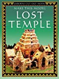 Ashman, Iain: Lost Temple (Usborne Cut Outs)