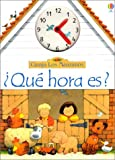 Amery, Heather: Que Hora Es
