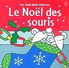 Le Noël des souris by Collectif