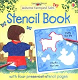 Cartwright, S.: Farmyard Tales Stencil Book