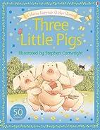 The Three Little Pigs (Usborne Sticker…