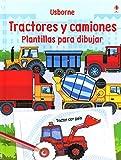 Pearcey, Alice: Tractores y camiones. Plantillas para dibujar