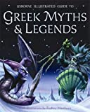 Claybourne, Anna: Greek Myths Legends