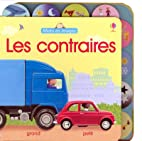 Les contraires by Stephanie Jones
